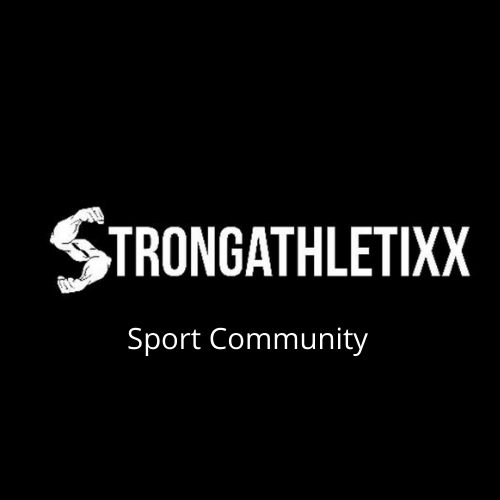 Strongathletixx Logo