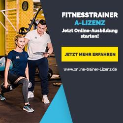 Fitnesstrainer A-Lizens Ausbildung