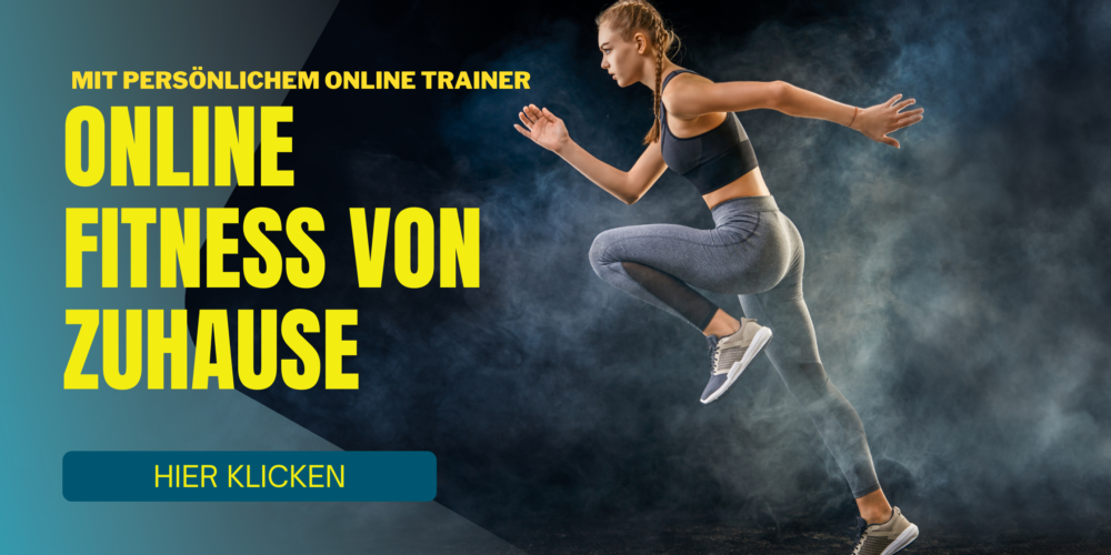 Online Fitness vo Zuhause